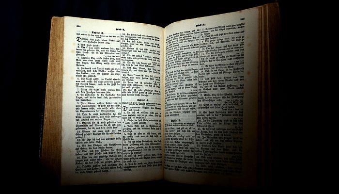 Estructura de la Biblia