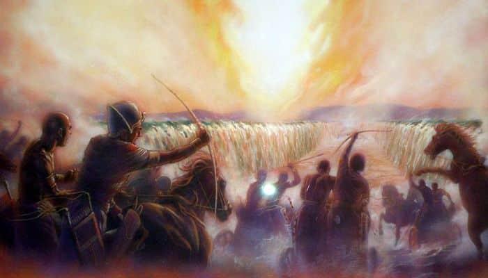 Dios escoge a Israel en la historia de la salvación