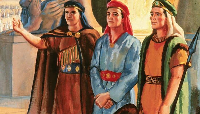 El significado del nombre Daniel