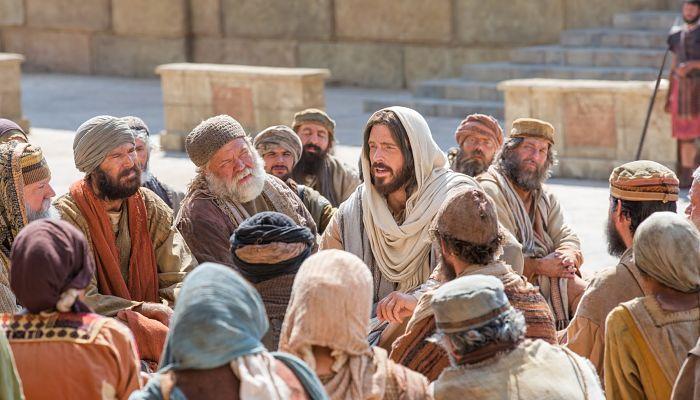 En el nombre de jesus