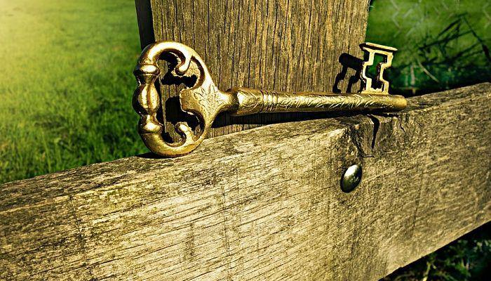 llave del perdón