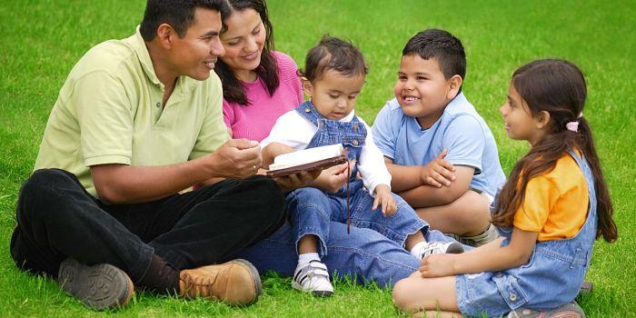 Mateo 6:33 Prioridades en la familia