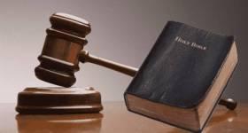 los atributos de Dios justicia