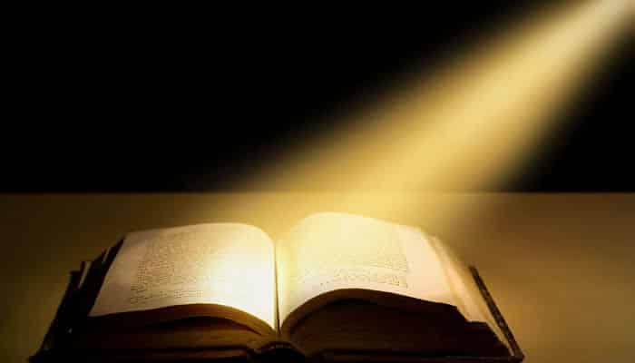 que es un legado espiritual la palabra de Dios