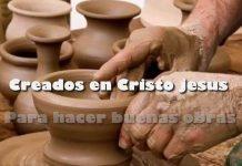 Efesios 2:10 Creados en Cristo