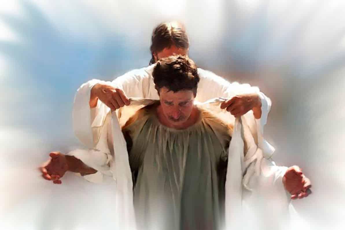 Juan 10:10 vestiduras espirituales
