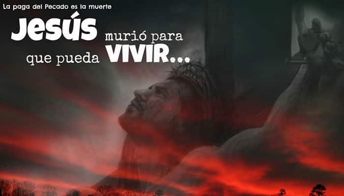La paga del pecado es muerte