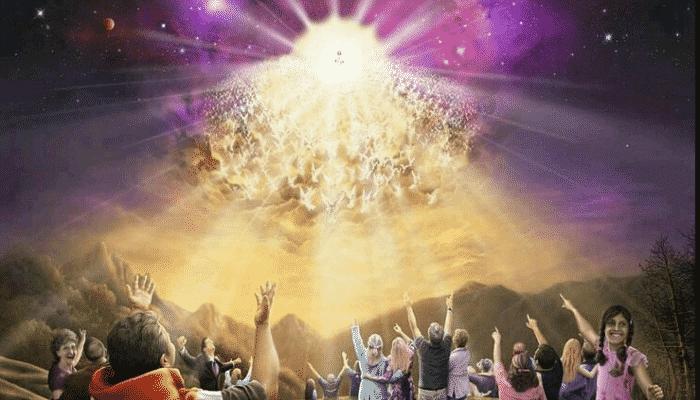 Medios de comunicación de Dios