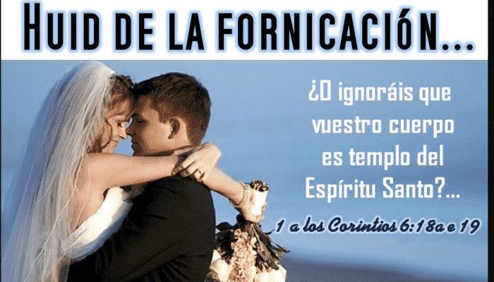 Fornicación