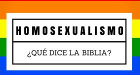 Como Es tratada La Homosexualidad En La Biblia.