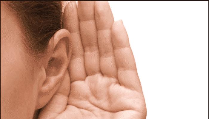 Dios quiere que oigas su voz