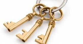 las tres llaves del reino