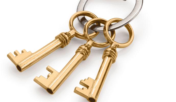 Las 3 llaves del reino que te llevaran al xito en la vida - La llave del hogar ...