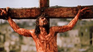 La cruz de cristo.