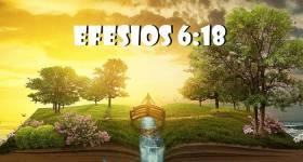 Efesios 6:18