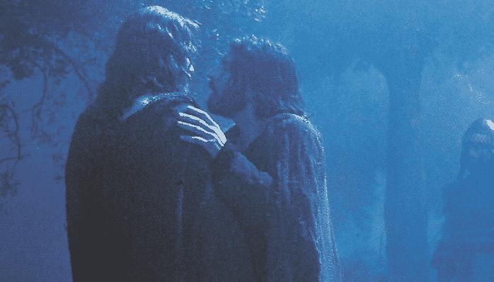 El beso de Judas la traición
