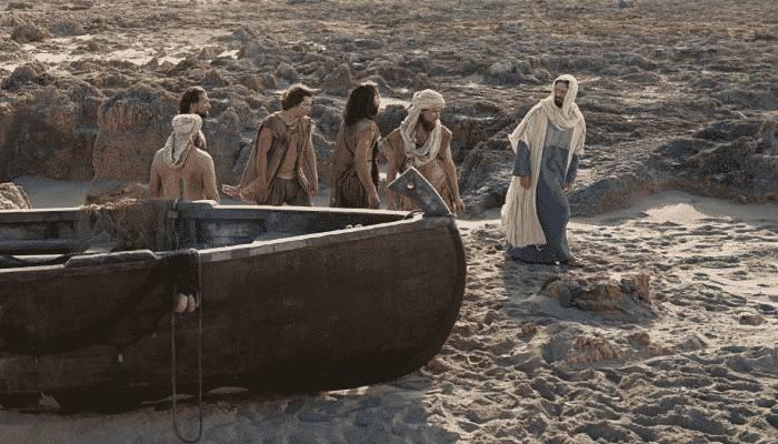 Pescadores de hombres dejar todo para seguir a Jesús