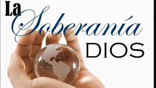 la soberanía de Dios