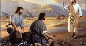 Mateo 4:19 Pescadores De Hombres - Significado Bíblico.