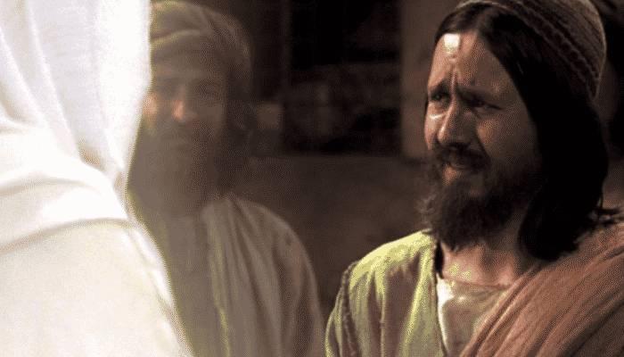 Pedro y Jesus