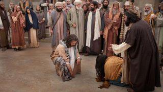Jesús y la mujer que cometió adulterio