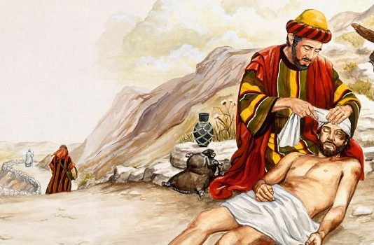 Resumen del buen Samaritano