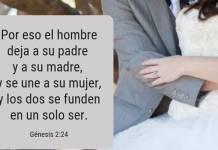 Versículos Bíblicos Sobre El Matrimonio