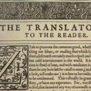 Los Libros de la Biblia en Inglés
