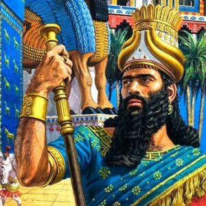 El Rey Nabucodonosor