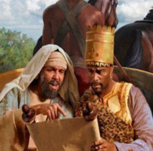 La Historia de Felipe y el Etíope