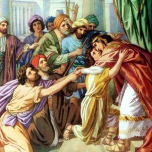 Los Hermanos de José quieren matarlo