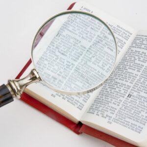 Misterios de las Sagradas Escrituras