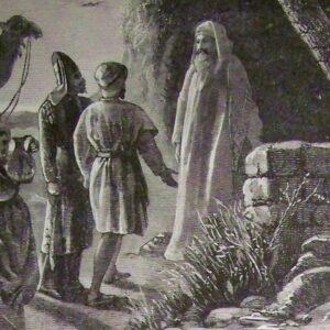 Balac busca a Balaam