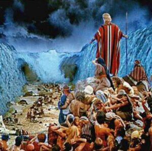 La Etapa de Esclavitud, el Éxodo y la Alianza en el Monte Sinaí