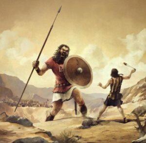Era Valiente y Defensor de Dios