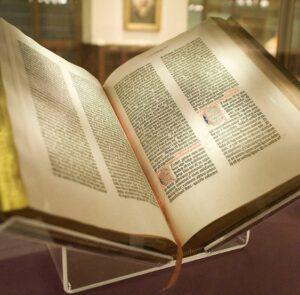 División de la Biblia Reina Valera 1960